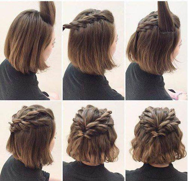How To Have Beautiful Hairstyles Step By Step
