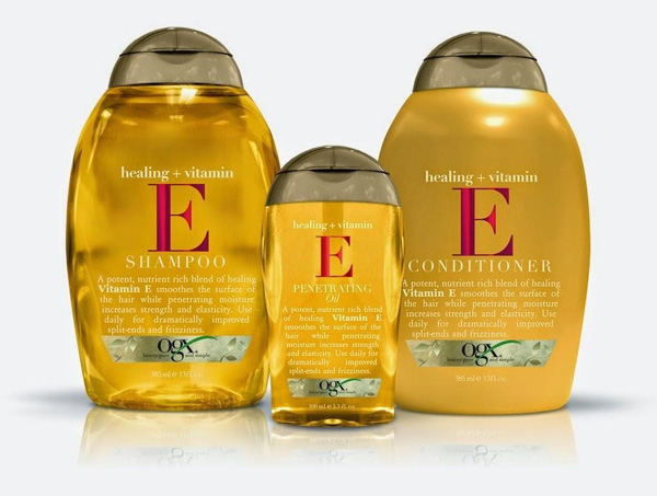 the benefits of vitamin E hair