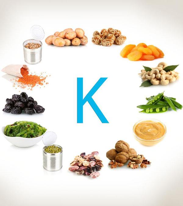 Vitamin K2 Hair loss