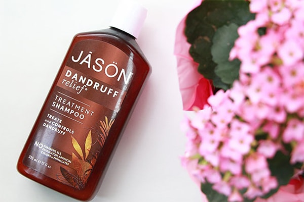 best dandruff shampoo for color treated hair