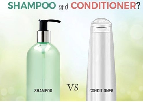 shampoo and conditioner are hair care products